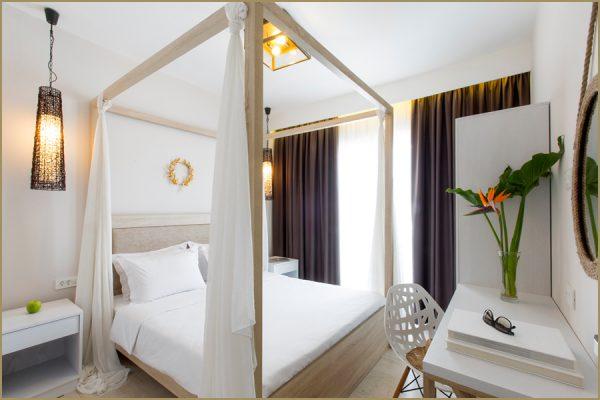 Family room for 4 persons - Terezas Hotel in Sidari